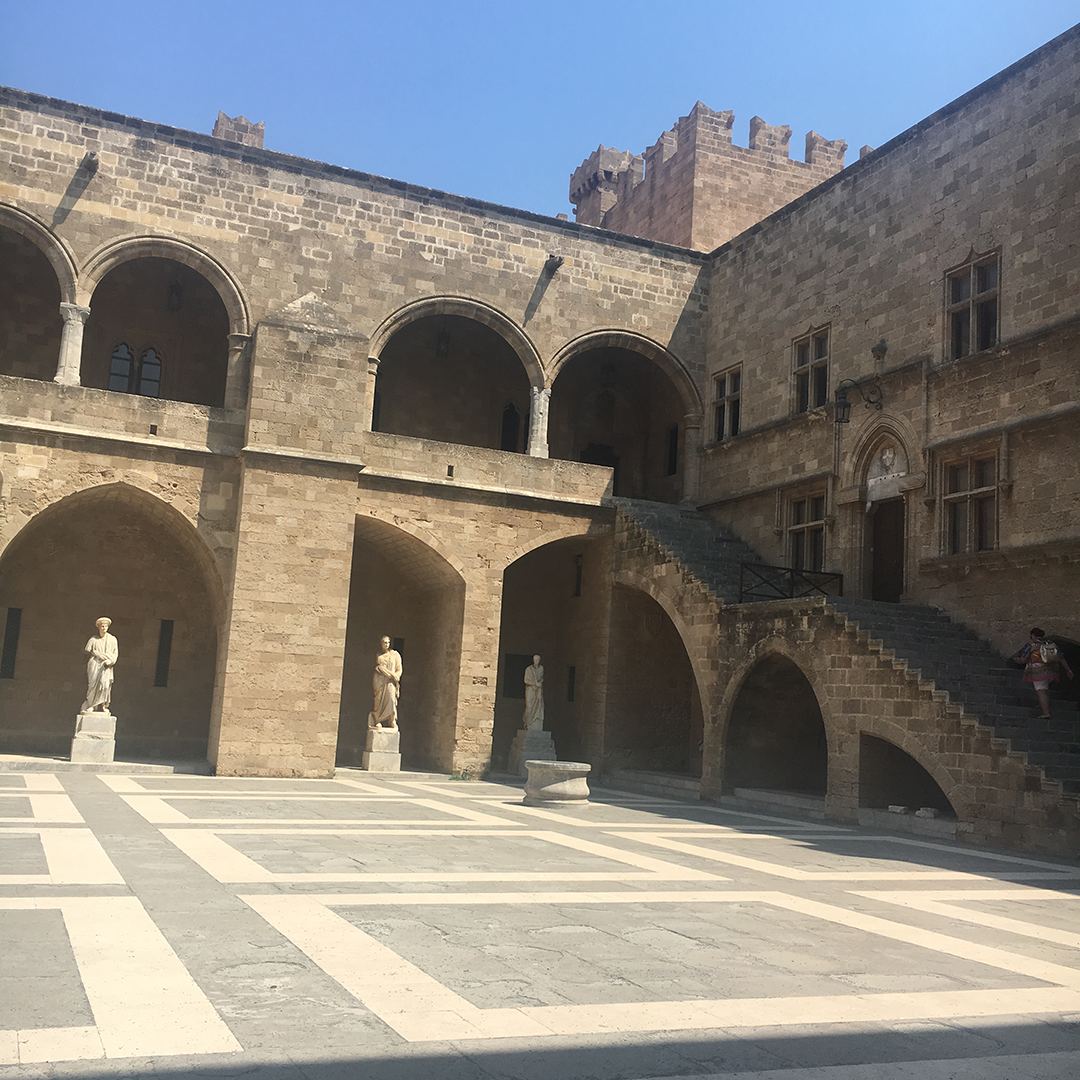The Palace of the Kings - Things To Do In Rhodes - Miss Boux