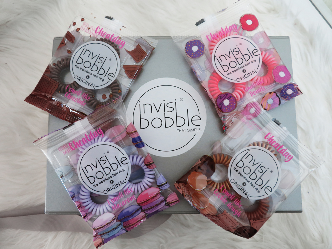 Invisibobble Cheat Day Review - Miss Boux