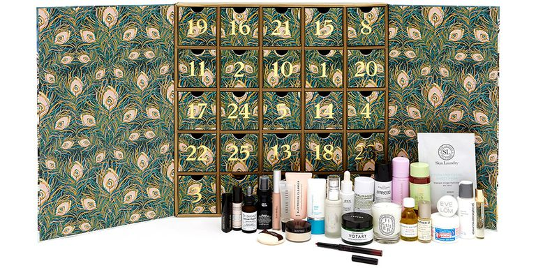 Liberty London Beauty Advent Calendar 2018 - Miss Boux