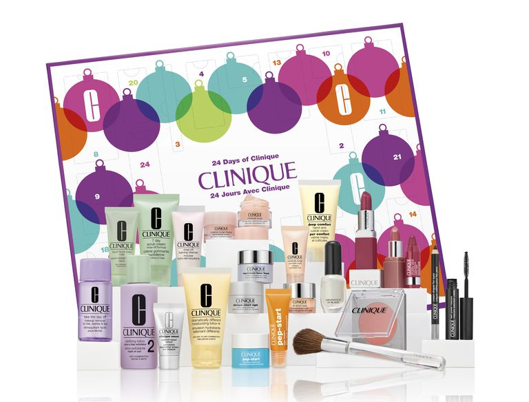 Clinique Beauty Advent Calendar 2018 - Miss Boux