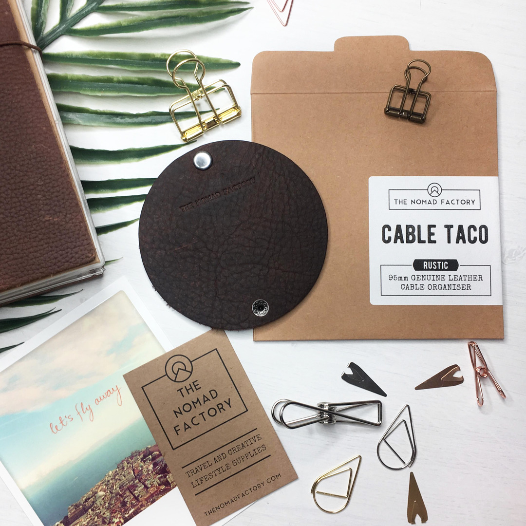 Cable Taco - The Nomad Factory Review - Miss Boux