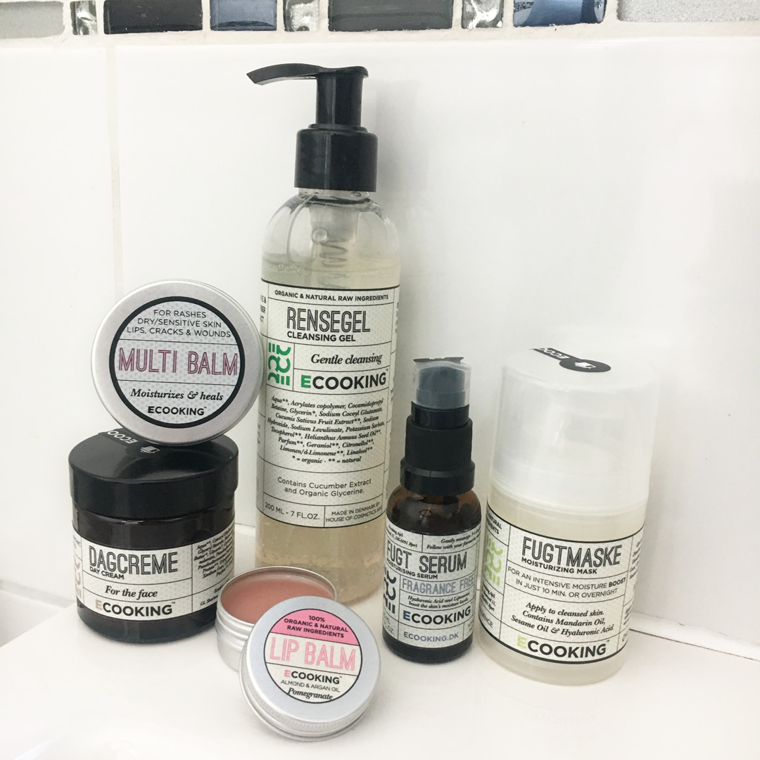 Ecooking Skincare Review - Miss Boux