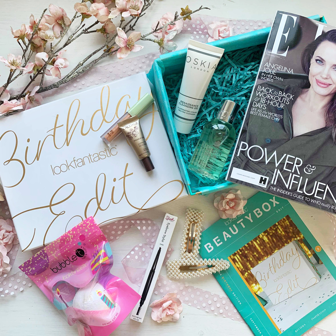 Look Fantastic Beauty Box Review September 2019 - Miss Boux