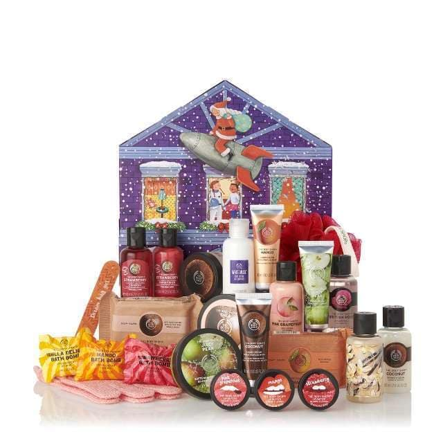 The Body Shop Advent Calendar 2019 - Miss Boux