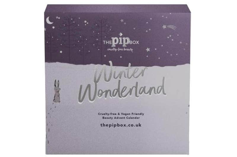 The Pip Box Beauty Advent Calendar 2019 - Miss Boux