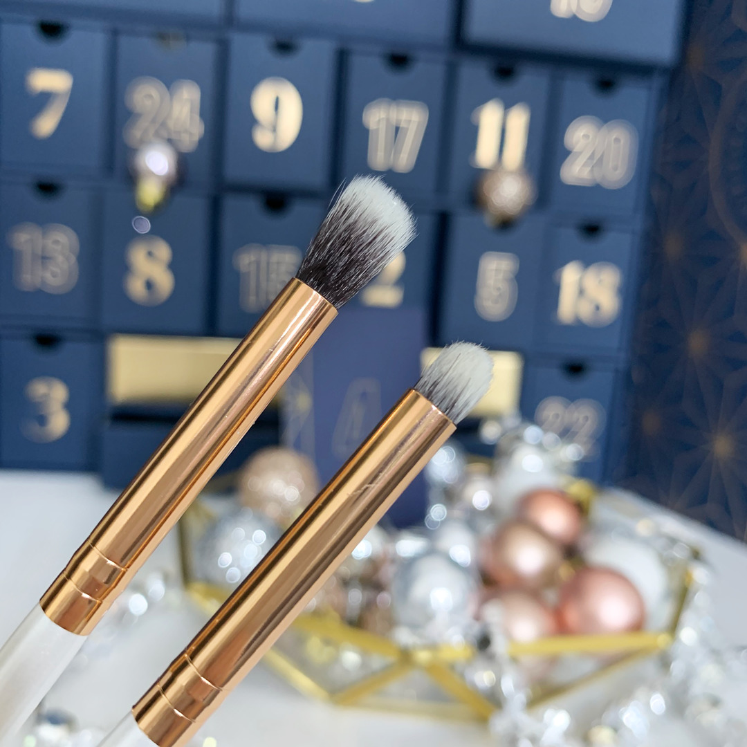Luxie Brushes 121 & 141 - Look Fantastic Beauty Advent Calendar 2019 - Miss Boux