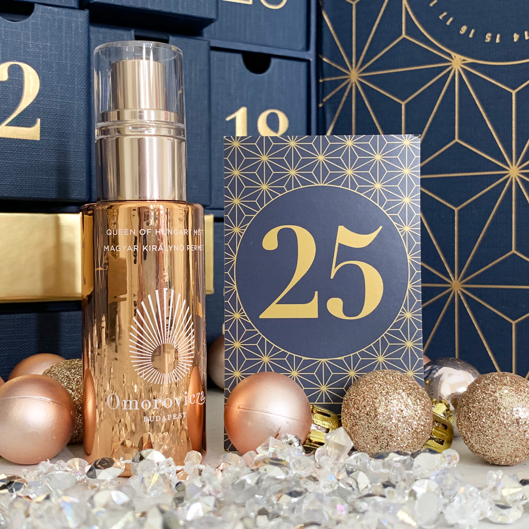Omorovicza Queen of Hungary Mist - Look Fantastic Beauty Advent Calendar 2019 - Miss Boux