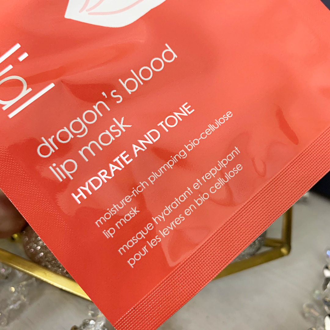 Rodial Dragon's Blood Lip Mask - Look Fantastic Beauty Advent Calendar 2019 - Miss Boux