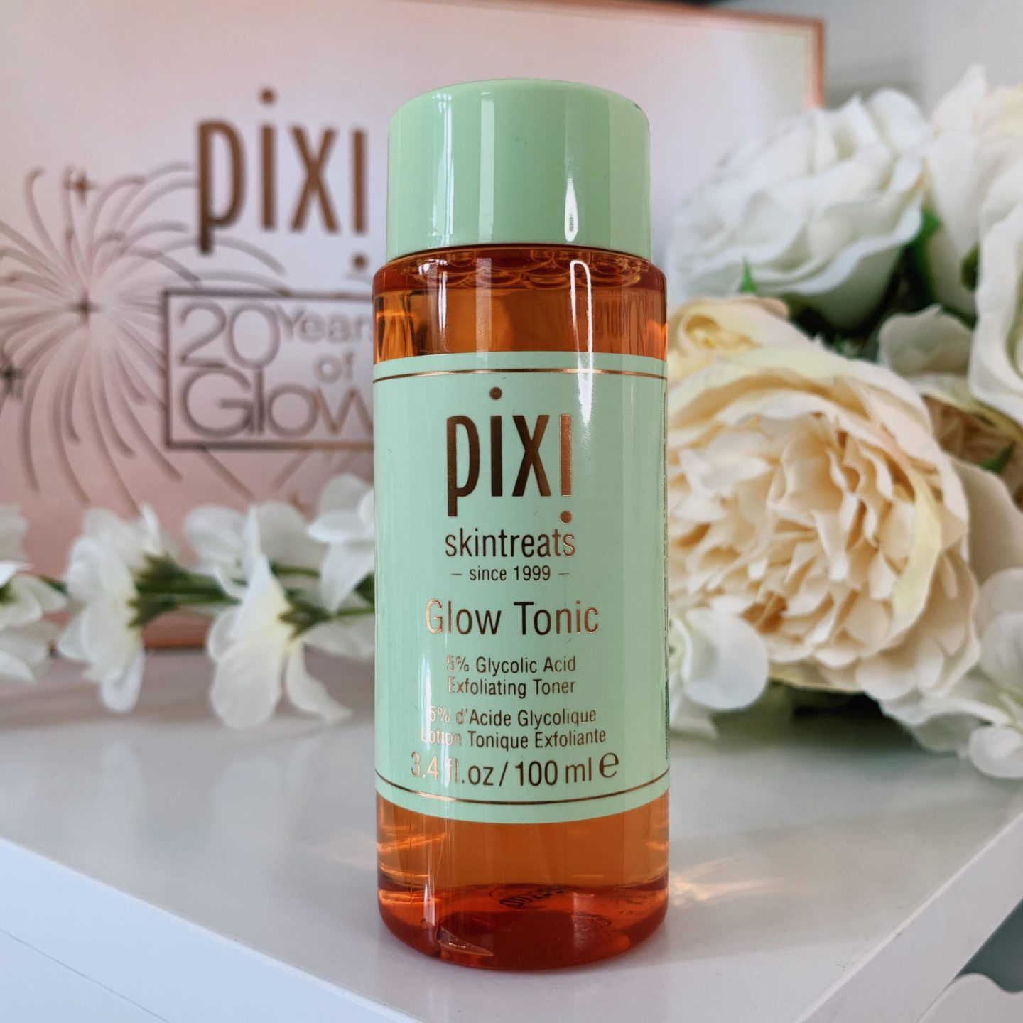 Pixi Glow Tonic - Pixi Beauty 20 Years of Glow - Miss Boux