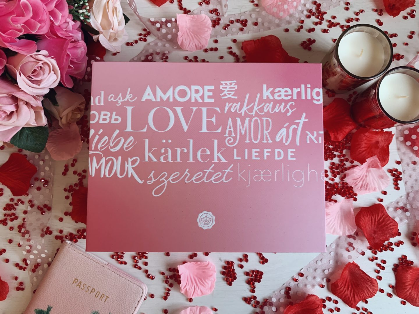 Glossybox Review Love Crosses Borders February 2020 - Miss Boux