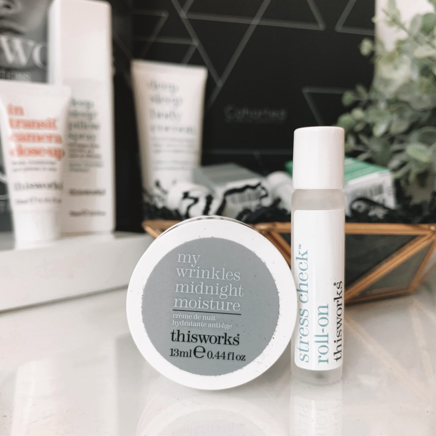 My Wrinkles Midnight Moisture - This Works Cohorted Beauty Box June 2020 - Miss Boux