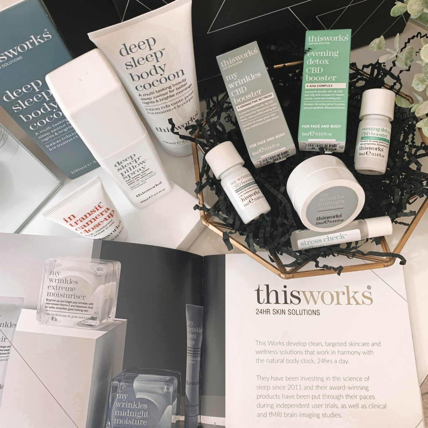 This Works Cohorted Beauty Box June 2020 - Miss Boux