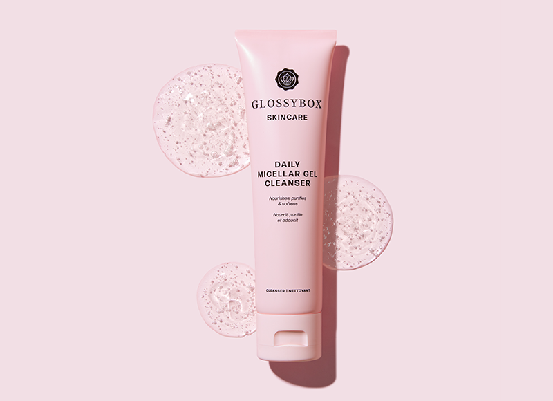 Daily Micellar Gel Cleanser - Glossybox Skincare Glossy Skin Launch - Miss Boux