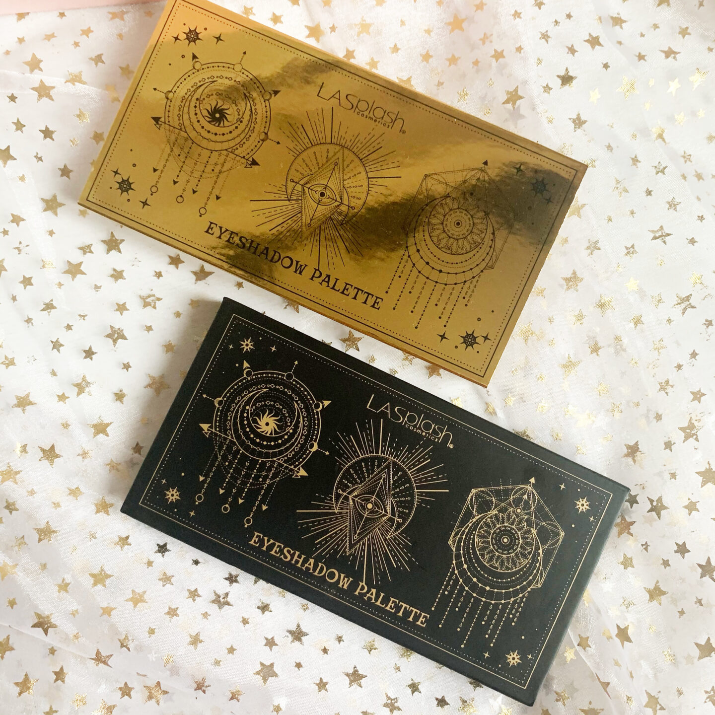 LA Splash Magic Eyeshadow Palette - Glossybox November 2020 - Miss Boux