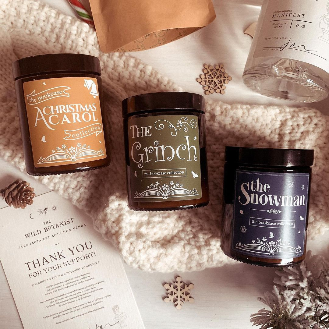 The Wild Botanist - Small Business Christmas Gift Guide - Miss Boux
